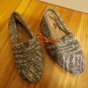 New Crochet Furry Tom's size 6